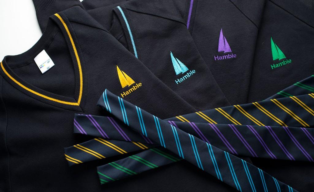 Uniform - The Hamble School