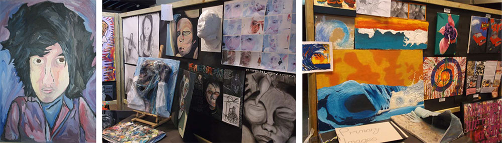 GCSE : Art and Design (Unendorsed)