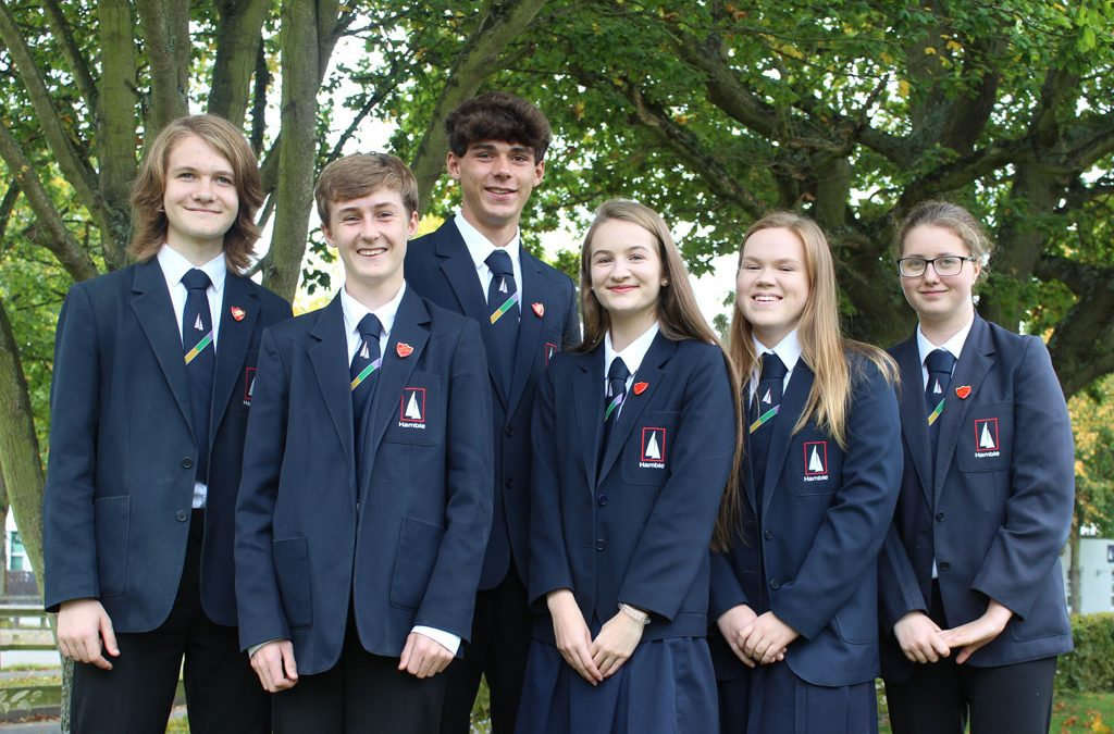 Prefects 2017-18