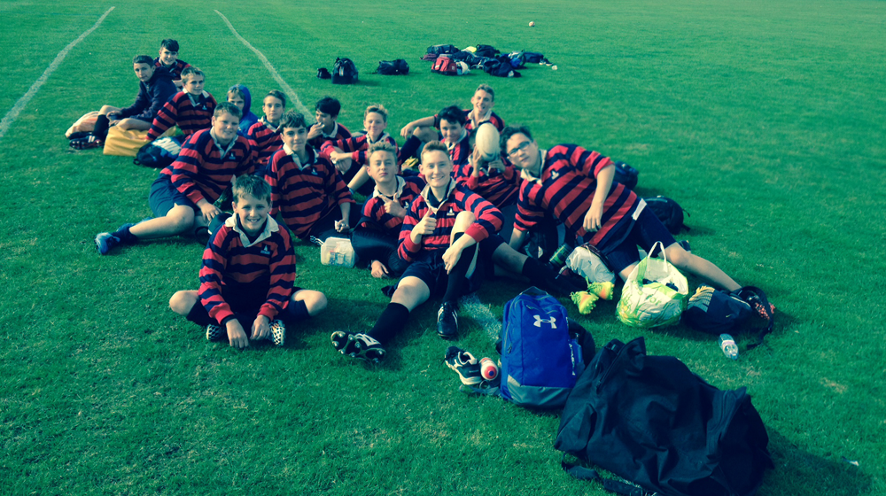 Year 9 Rugby Festival at Southampton Rugby Club