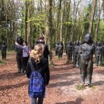 Year 10 students visit the CASS Sculpture Foundation