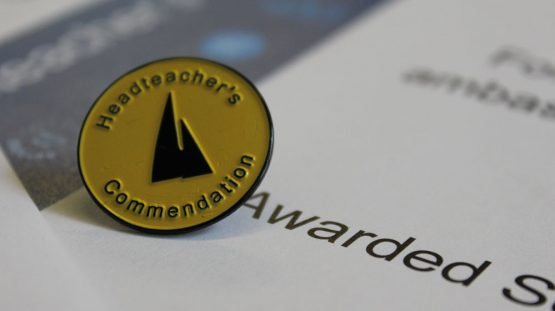 Headteacher's Commendation