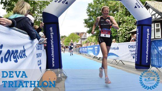 Deva half ironman triathlon