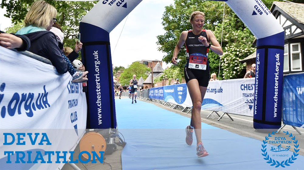 Deva half ironman triathlon