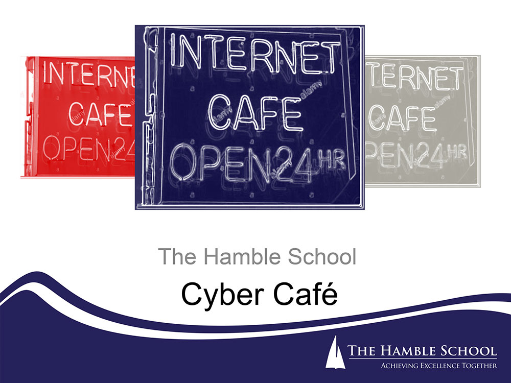 Cyber Cafe – Parent Support Workshop (February 2018)