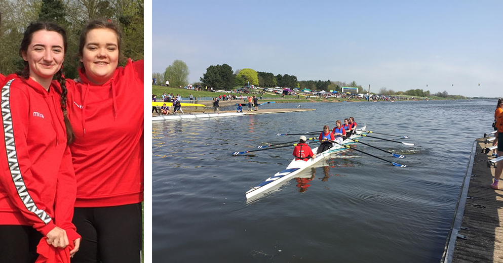 Inter Regional Rowing Championships, Holme Pierrepont Nottingham