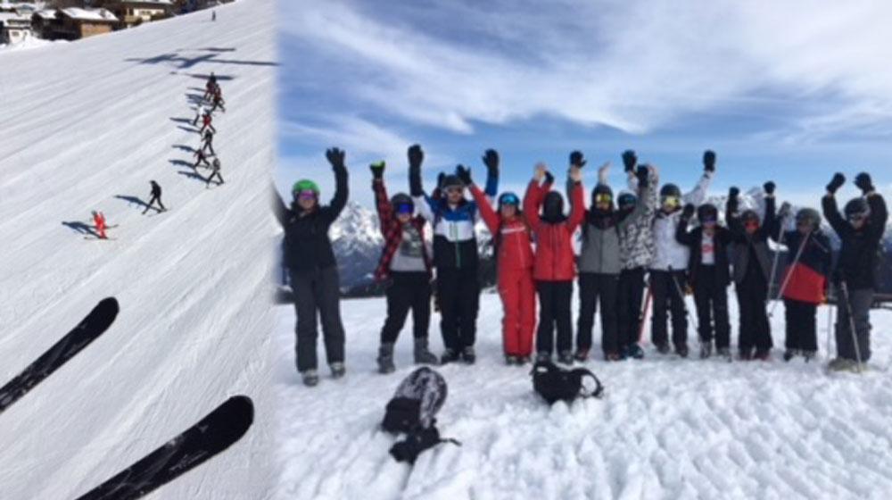 Ski Trip 2018 - Saalbach, Austria