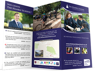 The Hamble School Mini Prospectus 2018/19