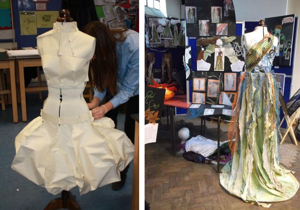 GCSE Art and Design: Textiles