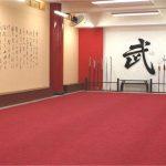 The gym - Shanghai School