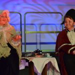 Widow Corney & Mr Bumble - Oliver! Production