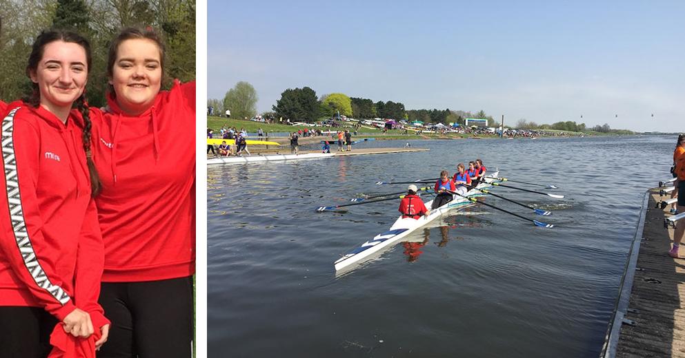 Inter Regional Rowing Championships, Holme Pierrepont Nottingham