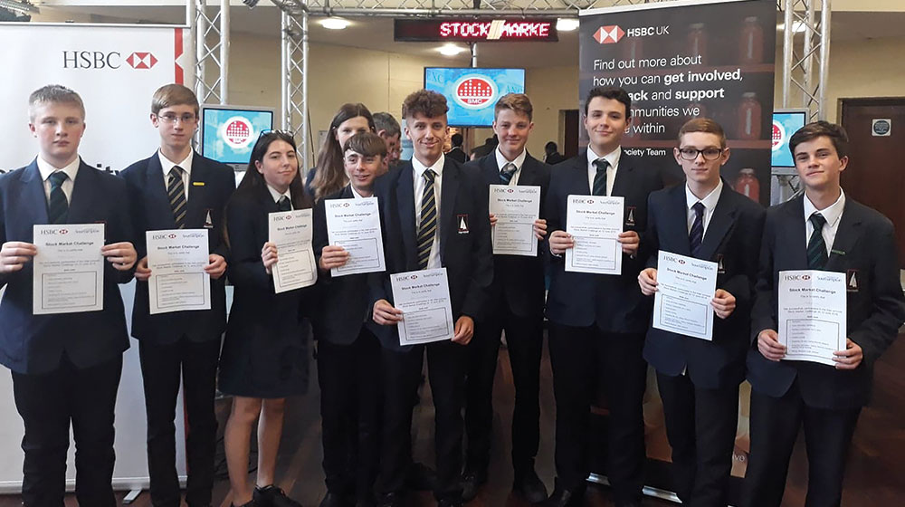 Stock Market Challenge The Hamble School