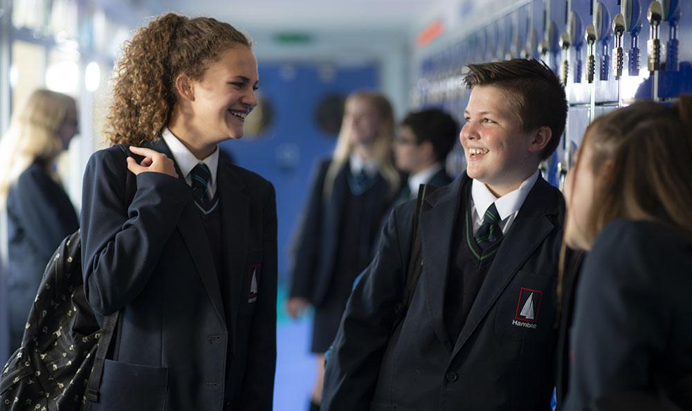 Safeguarding at The Hamble School