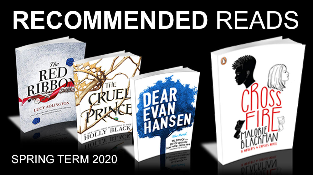 Recommended Reads - Spring 2020