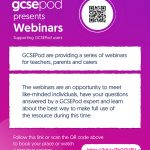 GCSEPod Webinars