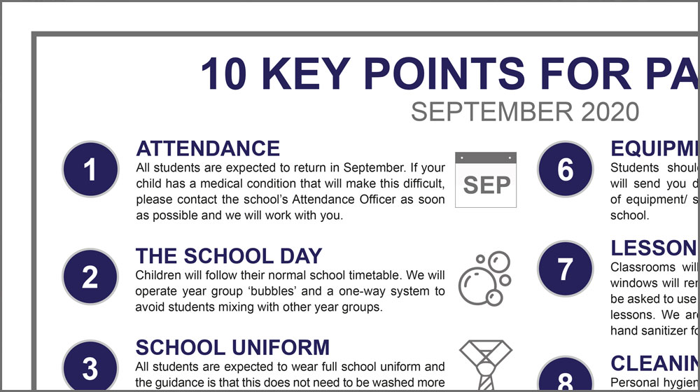 10 Key Points