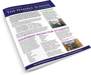 The Hamble School Newsletter