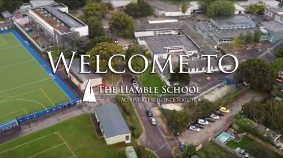 Virtual Tour of The Hamble School