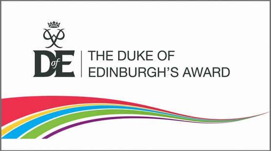 DofE Certificate of Achievement
