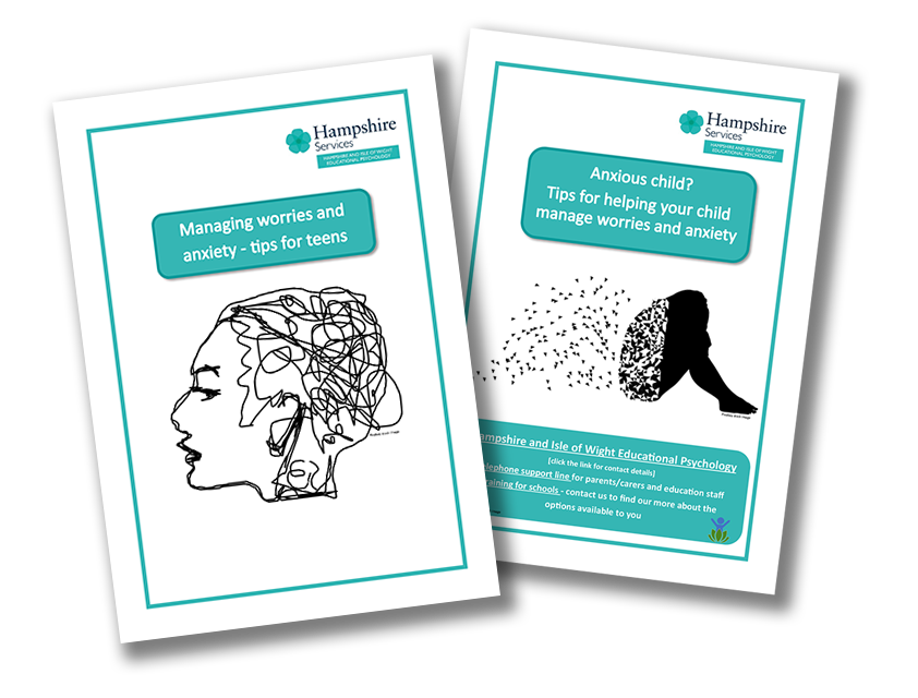 Anxiety leaflets - Hampshire Services