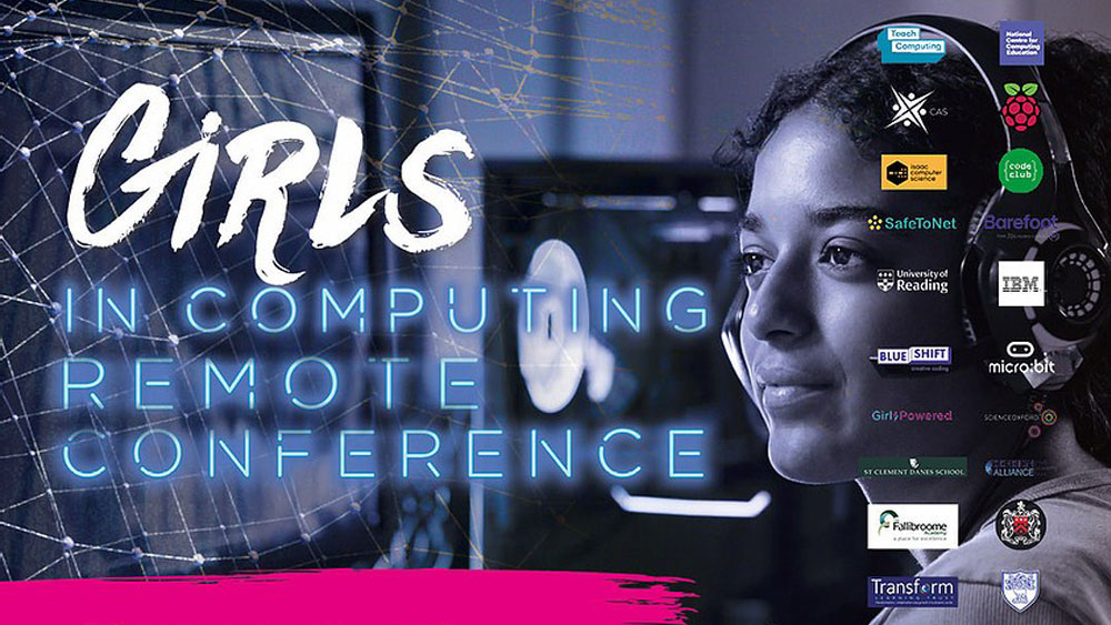Girls in Computing Conference - 25 May 2021